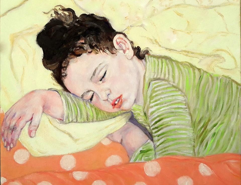 Lubalem - Portrait of sleeping girl.jpg