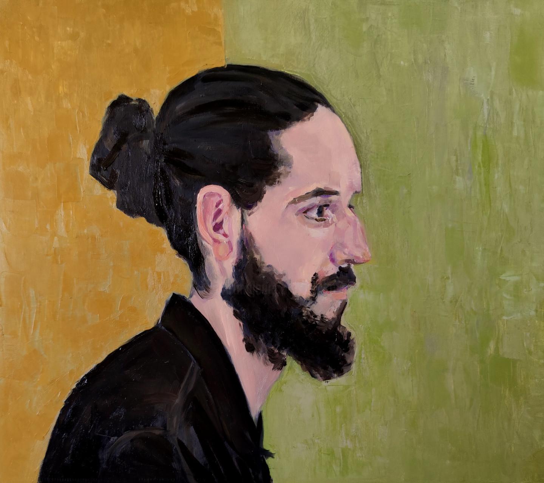 Lubalem - Portrait of young man J.