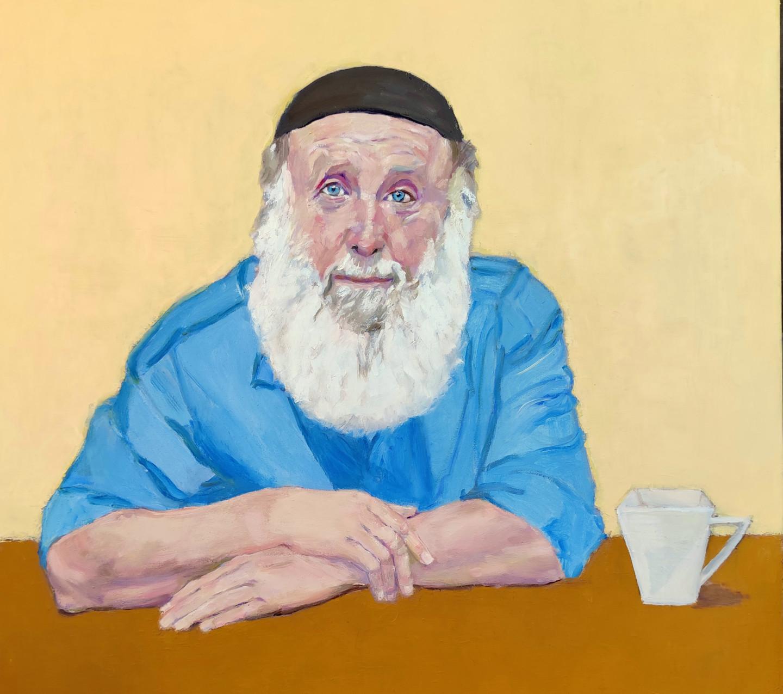 Lubalem - Portrait of man Yacov