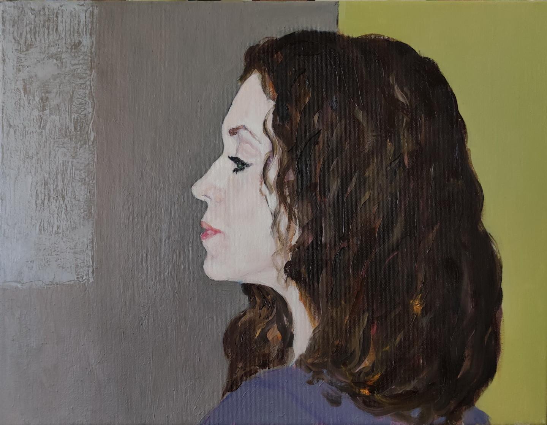 Lubalem - Female portrait Olga
