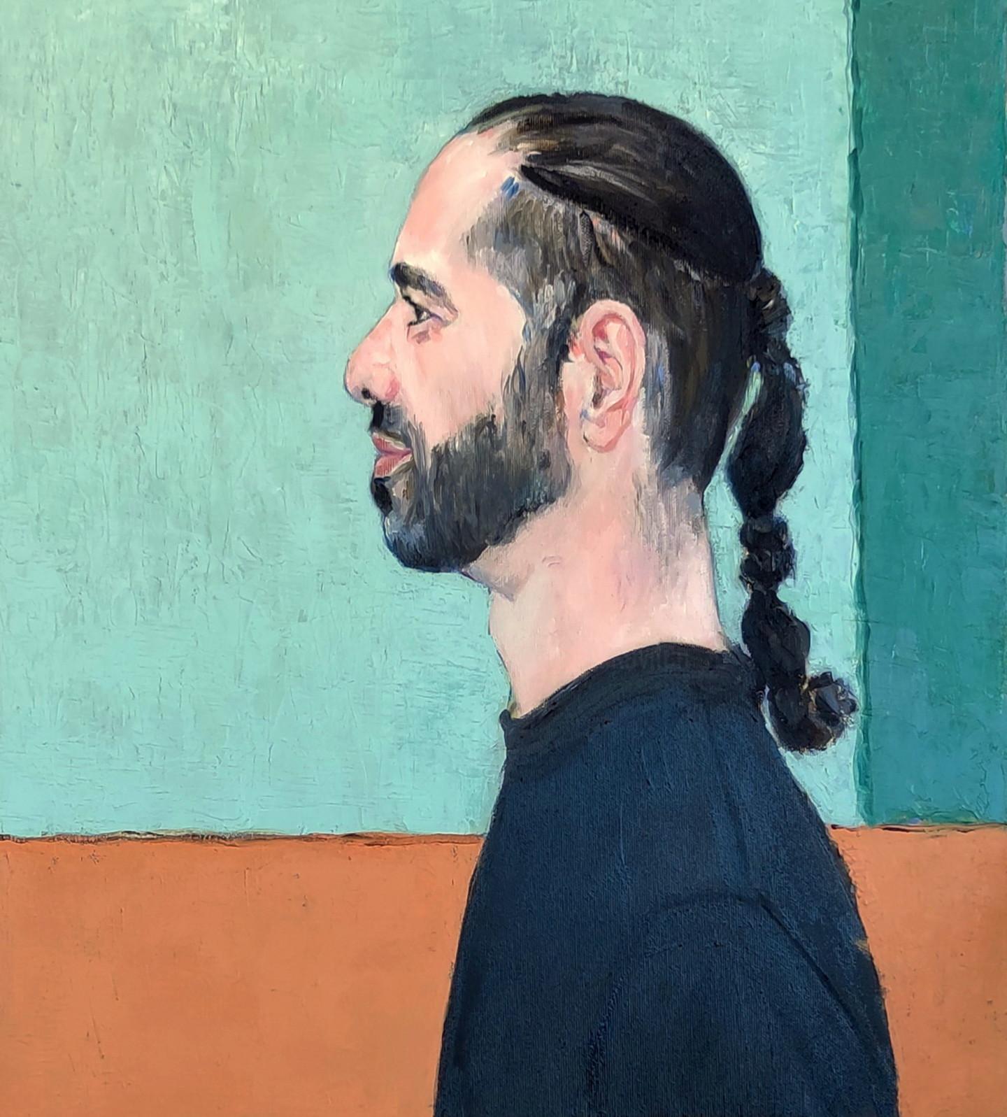 Lubalem - Portrait of young man  Shai.