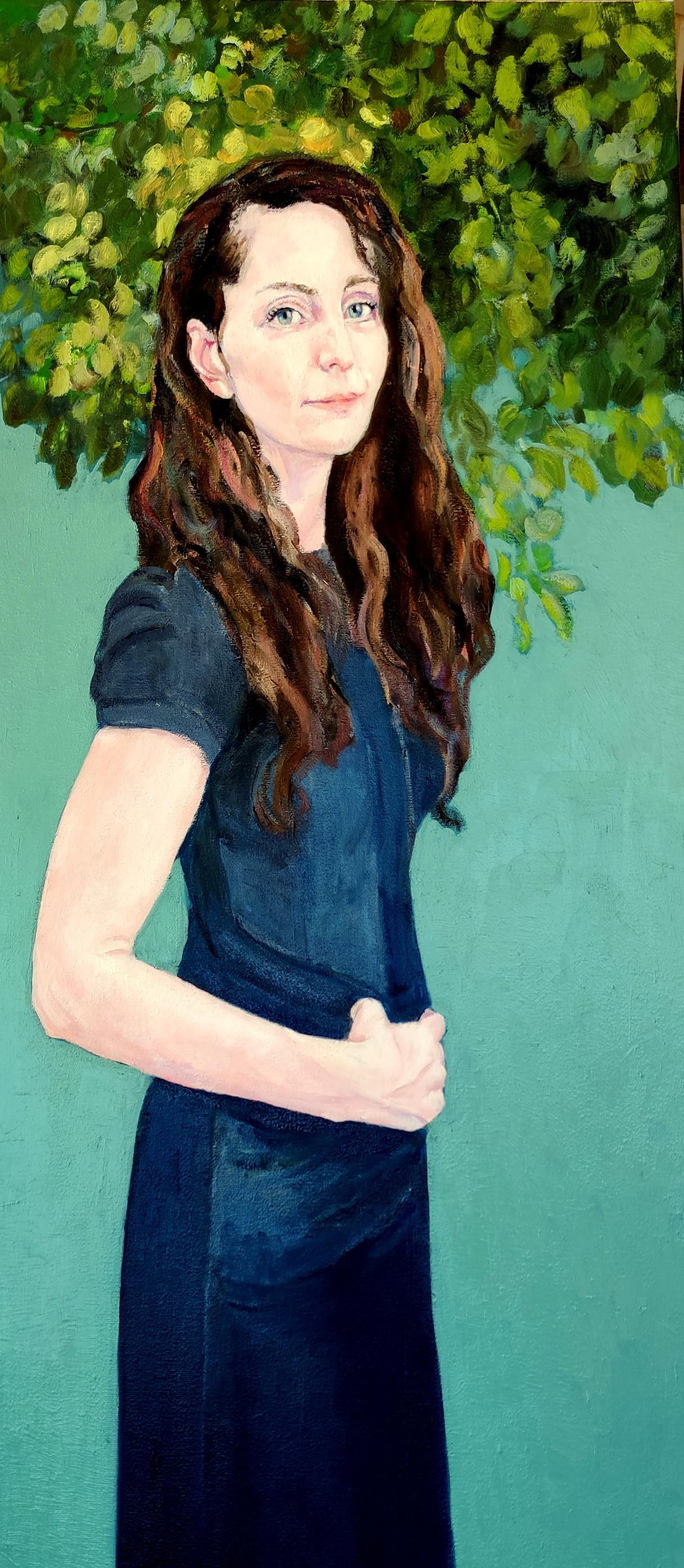Lubalem - Portrait of young woman Elina