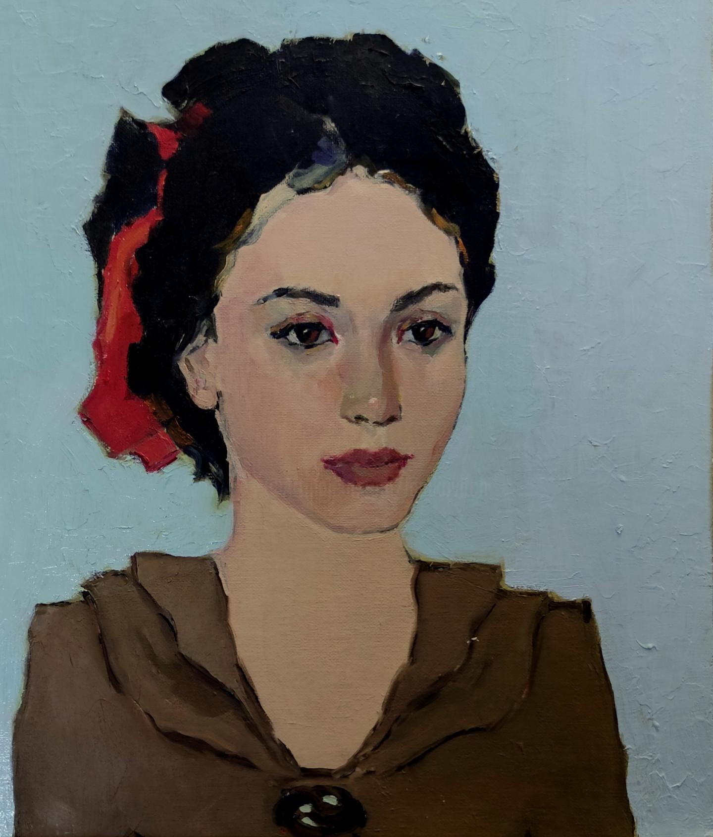 Lubalem - Portrait of girl Chen