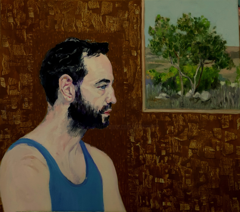 Lubalem - Portrait of young man Alexunder 1