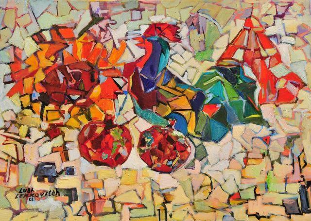 Lubalem - Abstract Still life