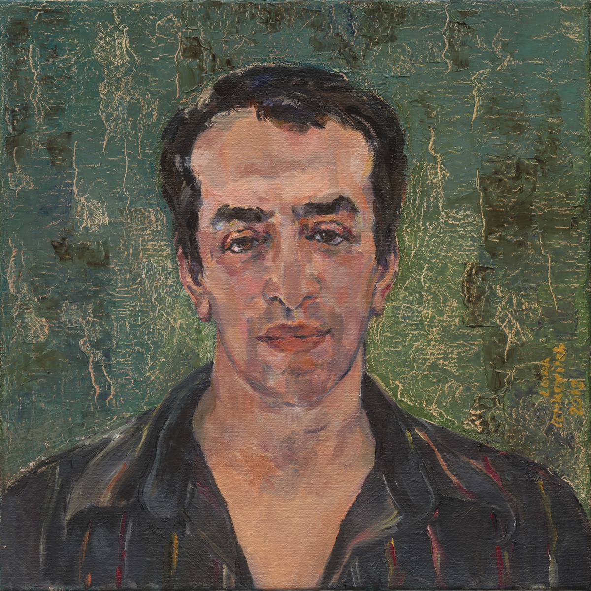 Lubalem - Portrait of man(Yitamar)