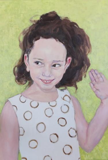 Portrait of girl  Noa
