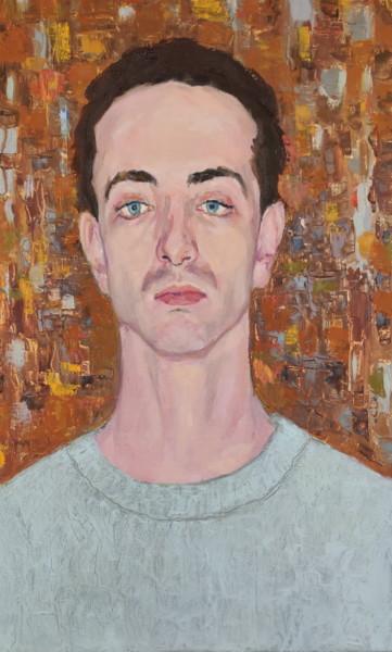 Portrait of young man Alex.