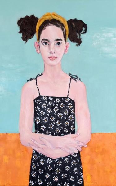 Portrait of girl  Hava