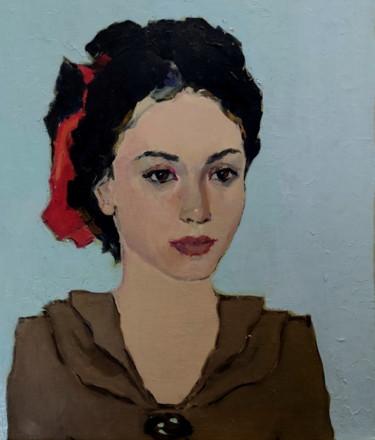 Portrait of girl Chen