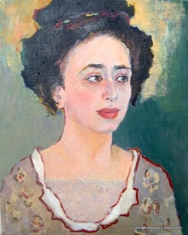Portrait of  Elena F.