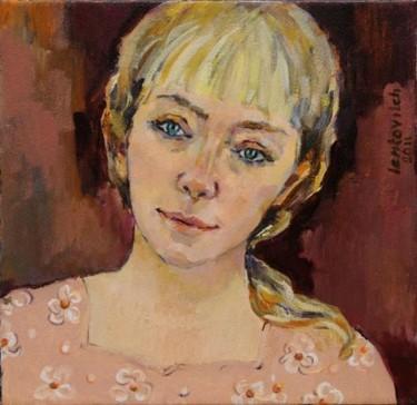 portrait of woman Irina