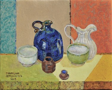Still  life With pottery of Mike Minkoff.jpg