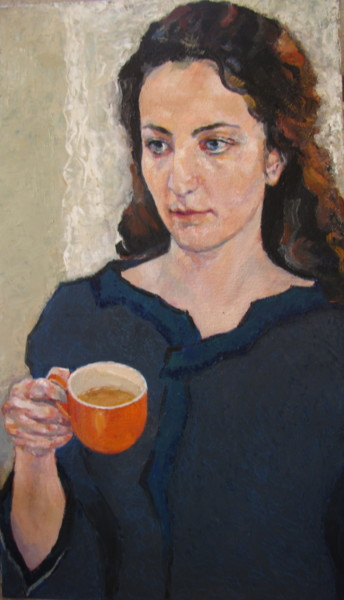 Portrait of young woman with a cup of tea.jpg