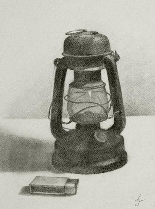 lubalem - The old lamp.jpg